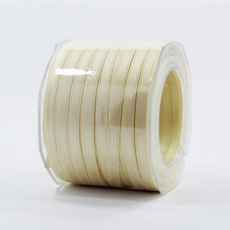 Furlanis nastro di raso crema colore 59 mm.6 Mt.100
