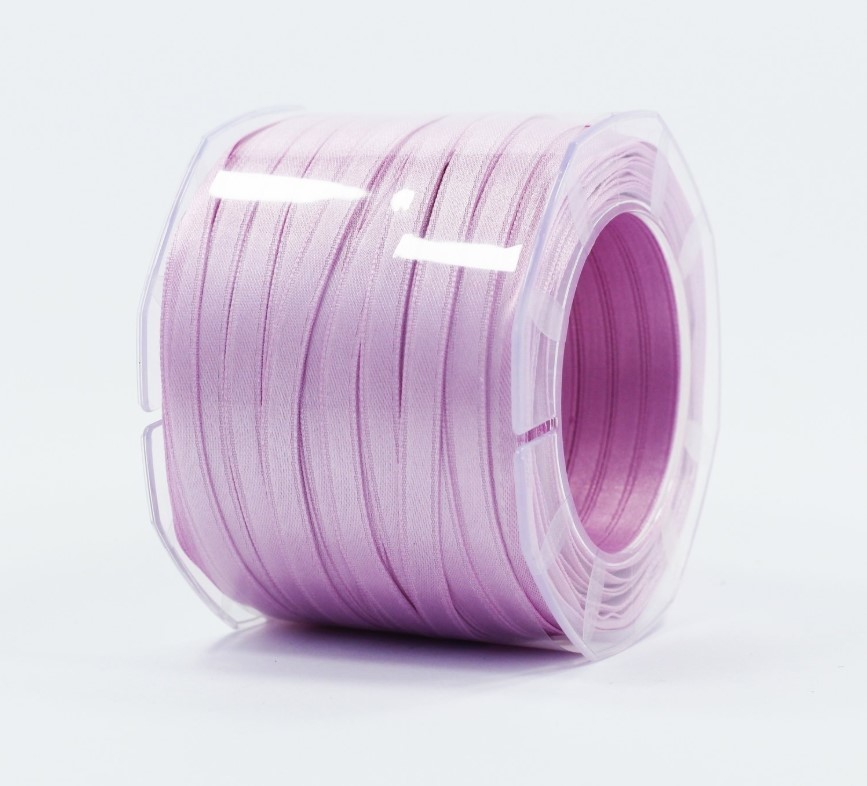 Furlanis nastro di raso rosa scuro colore 70 mm.6 Mt.100