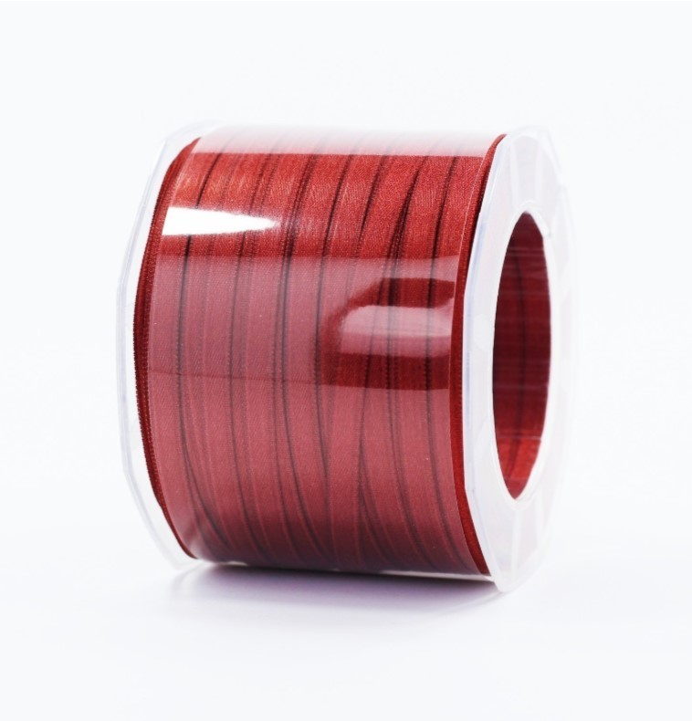 Furlanis nastro di raso mattone colore 48 mm.6 Mt.100