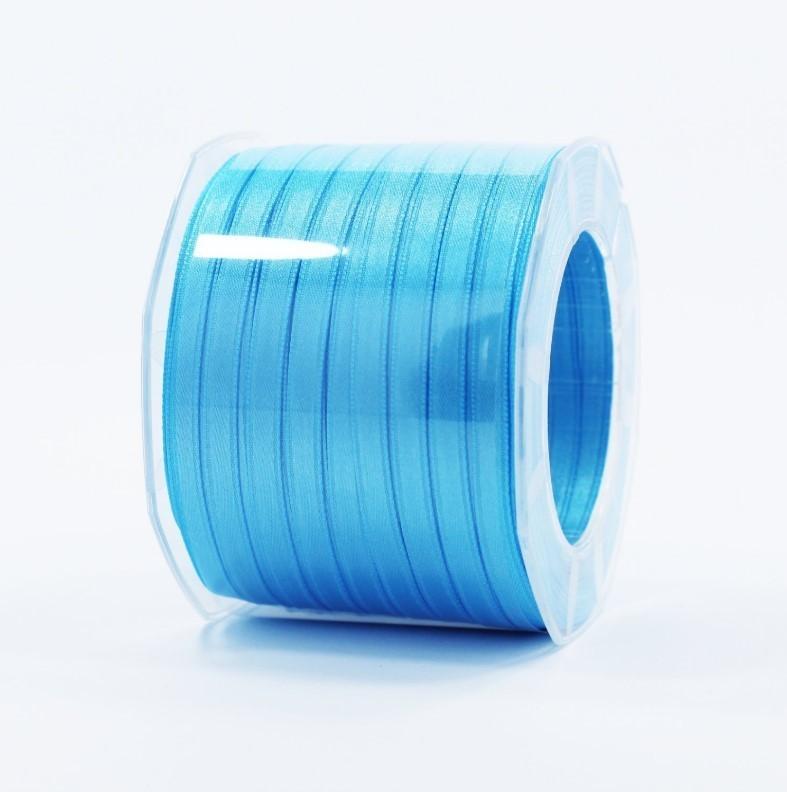 Furlanis nastro di raso turchese colore 110 mm.6 Mt.100