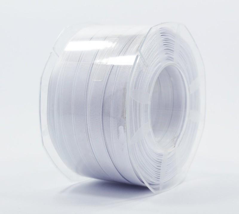Furlanis nastro di raso bianco colore 13 mm.10 Mt.100