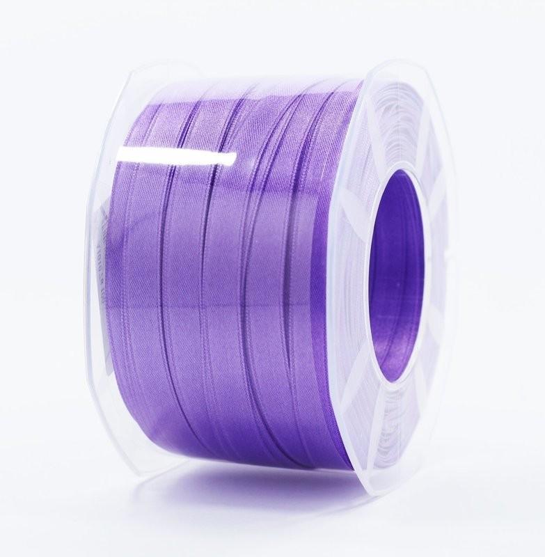 Furlanis nastro di raso viola colore 76 mm.10 Mt.100