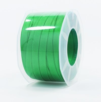 Furlanis nastro di raso verde scuro colore 32 mm.10 Mt.100