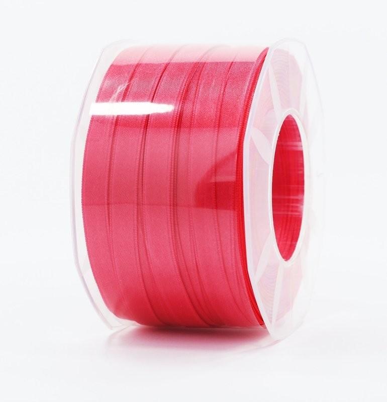 Furlanis nastro di raso rosa corallo chiaro colore 21 mm.10 Mt.100