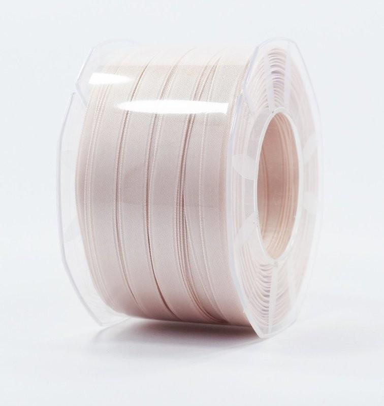 Furlanis nastro di raso cipria chiaro colore 52 mm.10 Mt.100