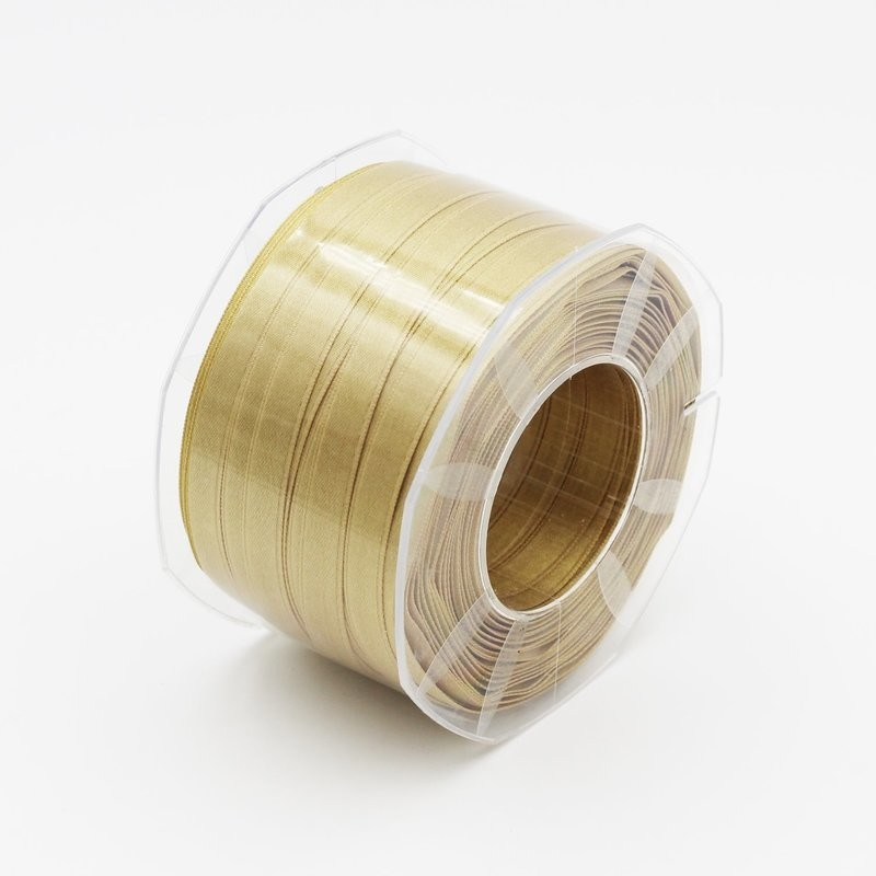 Furlanis nastro di raso oro colore 1084 mm.10 Mt.100