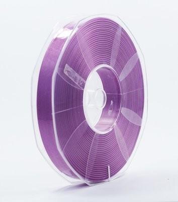 Furlanis nastro di raso lilla scuro colore 60 mm.16 Mt.50