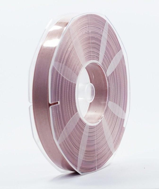 Furlanis nastro di raso rosa antico chiaro colore 552 mm.16 Mt.50