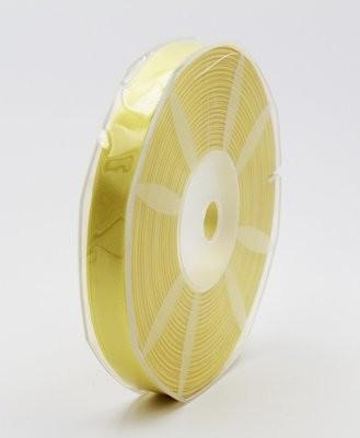 Furlanis nastro di raso giallo chiaro colore 428 mm.16 Mt.50