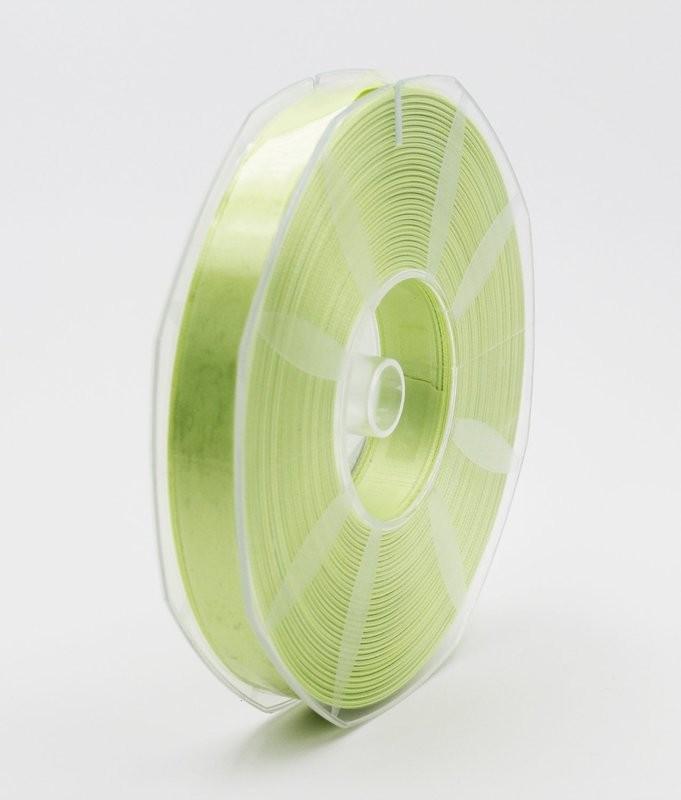 Furlanis nastro di raso verde chiaro colore 119 mm.16 Mt.50