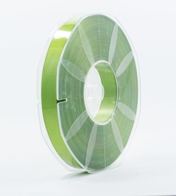 Furlanis nastro di raso verde mela colore 139 mm.16 Mt.50