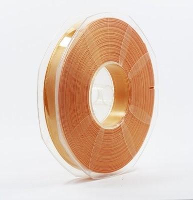 Furlanis nastro di raso arancio chiaro colore 113 mm.16 Mt.50