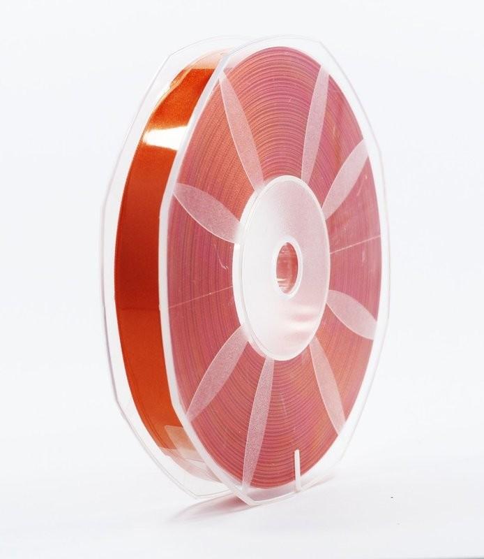 Furlanis nastro di raso arancio scuro colore 40 mm.16 Mt.50