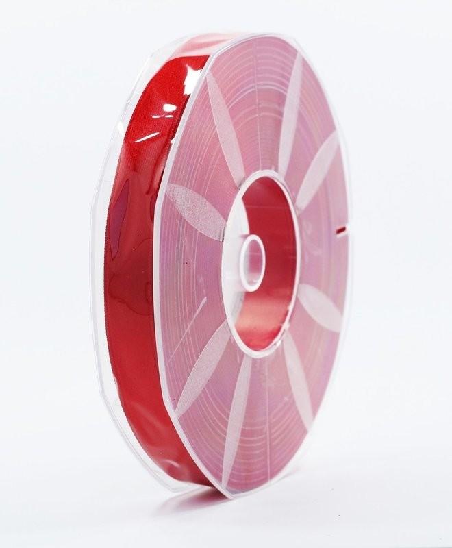 Furlanis nastro di raso rosso colore 31 mm.16 Mt.50
