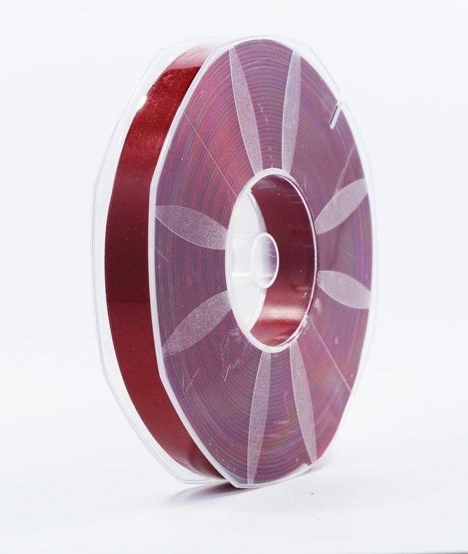 Furlanis nastro di raso rosso scuro colore 46 mm.16 Mt.50