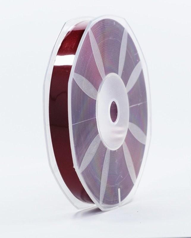 Furlanis nastro di raso vinaccia colore 1226 mm.16 Mt.50