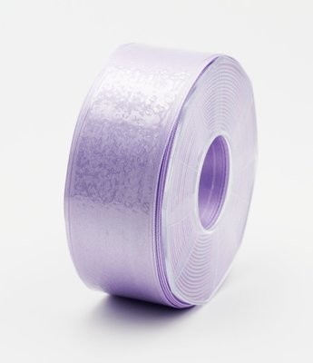 Furlanis nastro di raso glicine colore 67 mm.40 Mt.25