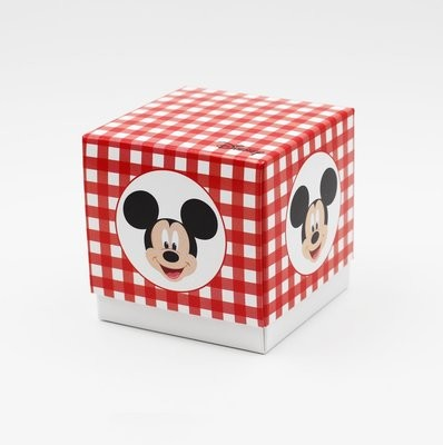 Cubo fleur party mickey rosso Pz.10