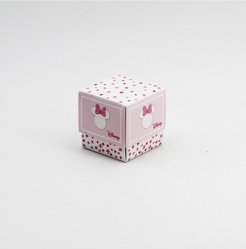Cubo fleur stars minnie rosa Pz.10