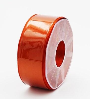 Furlanis nastro di raso ruggine colore 42 mm.40 Mt.25