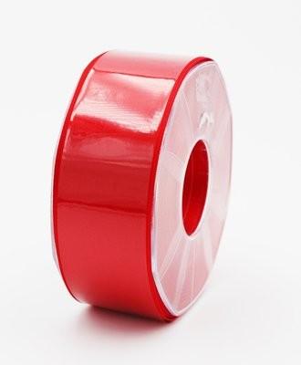Furlanis nastro di raso rosso colore 31 mm.40 Mt.25