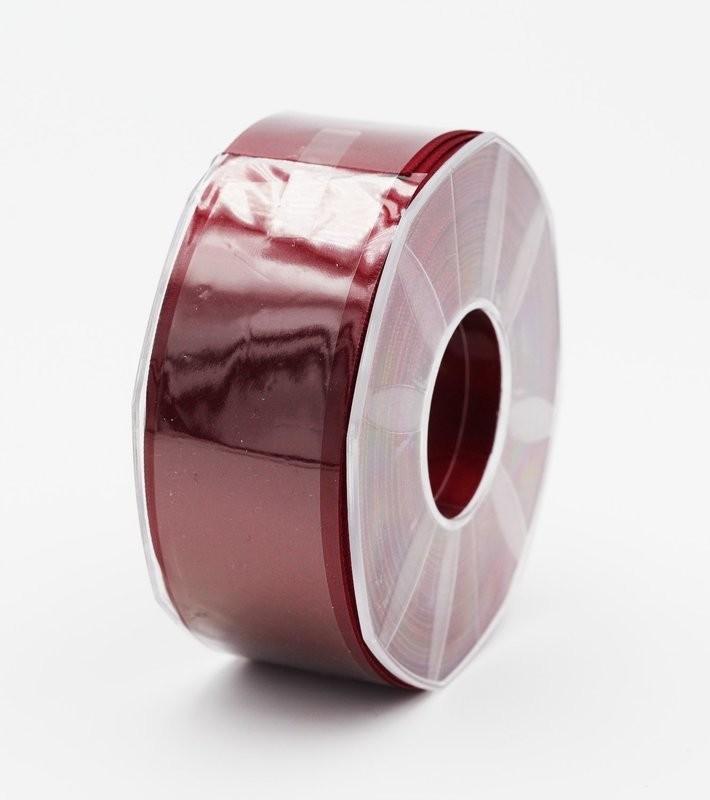 Furlanis nastro di raso prugna colore 38 mm.40 Mt.25