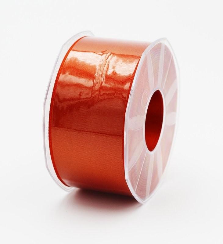 Furlanis nastro di raso ruggine colore 42 mm. 48 Mt. 25