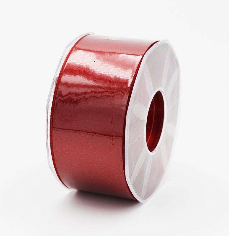 Furlanis nastro di raso mattone colore 48 mm. 48 Mt. 25