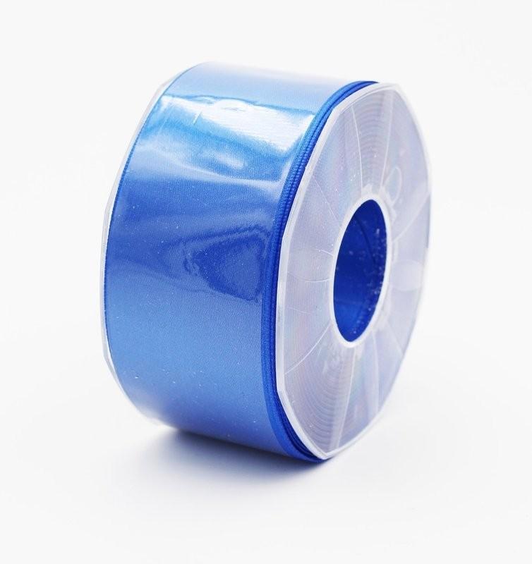 Furlanis nastro di raso bluette colore 654 mm. 48 Mt. 25