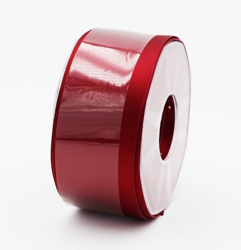 Furlanis nastro di raso vinaccia colore 1226 mm. 48 Mt. 25