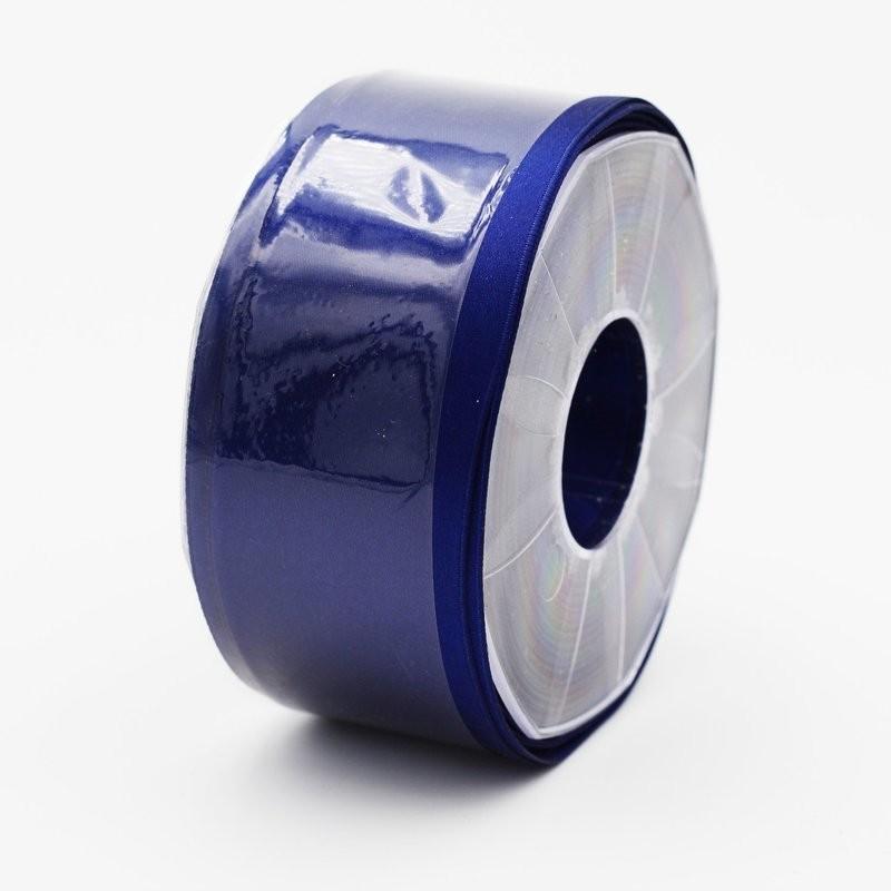 Furlanis nastro di raso blu chiaro colore 426 mm. 48 Mt. 25