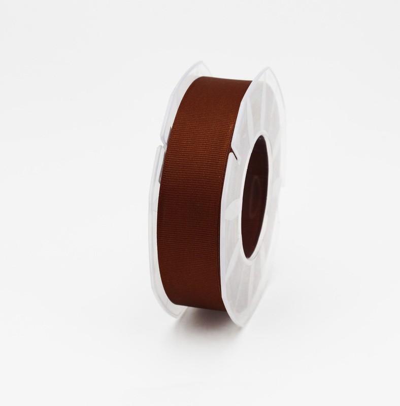 Furlanis nastro canetè marrone colore 44 mm.25 Mt. 20