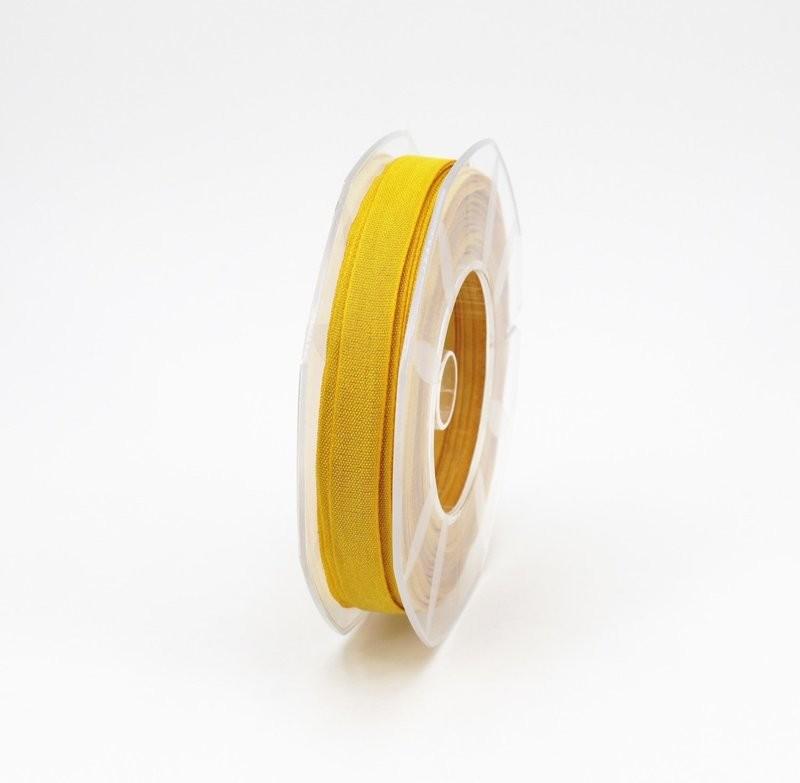Furlanis nastro garza tipo cotone giallo colore 430 mm.10 Mt. 25
