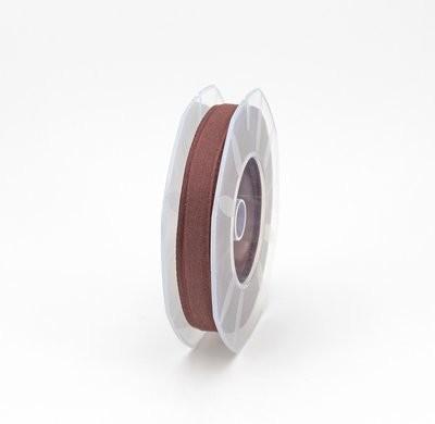 Furlanis nastro garza tipo cotone marrone colore 1239 mm.10 Mt. 25