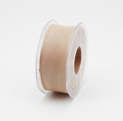 Furlanis nastro garza tipo cotone ecrù colore 2 mm.40 Mt. 25