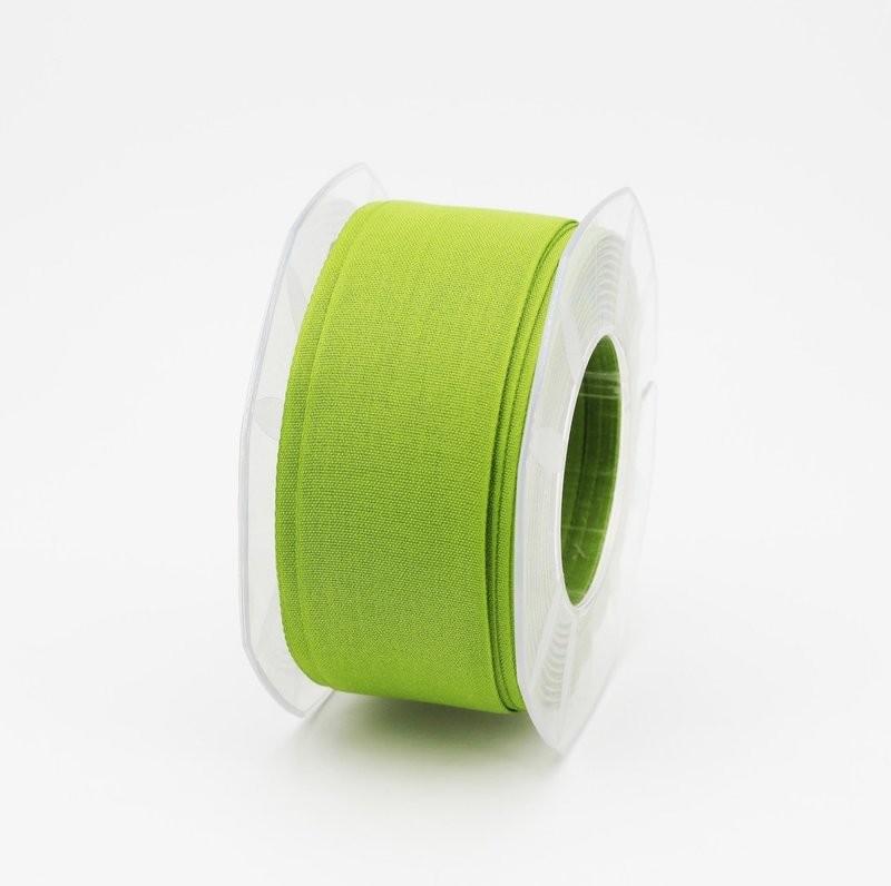 Furlanis nastro garza tipo cotone verde colore 139 mm.40 Mt. 25