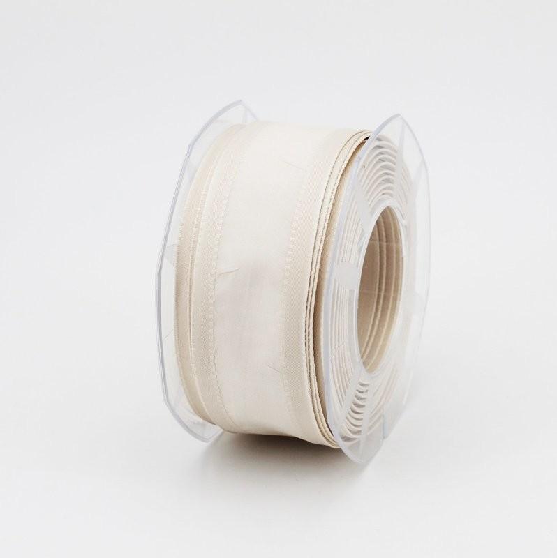Furlanis nastro seta bordi rinforzati avorio colore 35 mm.40 Mt. 20