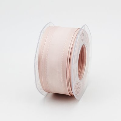 Furlanis nastro seta bordi rinforzati rosa colore 52 mm.40 Mt. 20