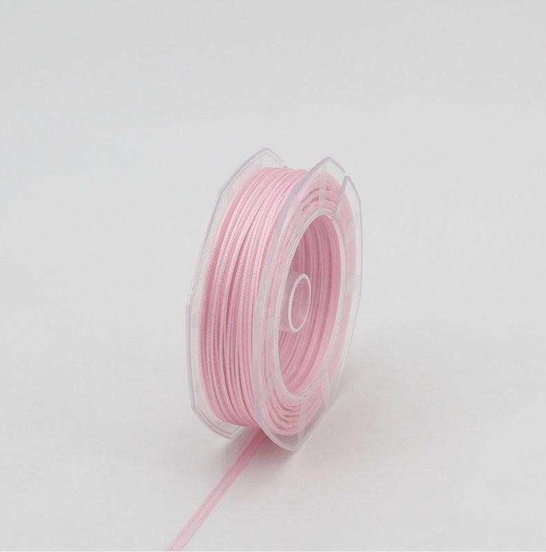 Furlanis nastro organza rosa colore 20 mm.3 Mt. 50