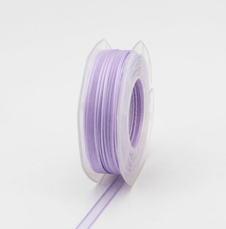 Furlanis nastro organza glicine colore 67 mm.10 Mt. 50