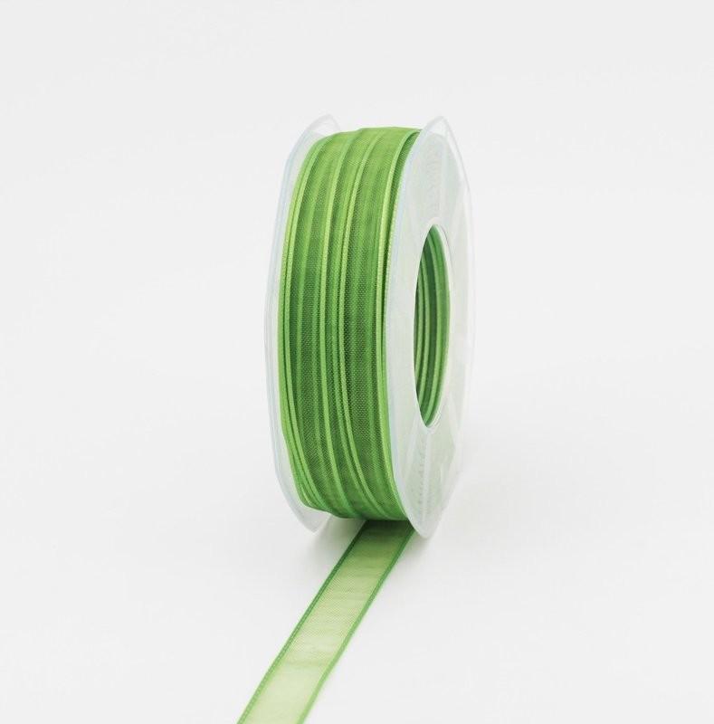 Furlanis nastro organza verde colore 548 mm.15 Mt. 50