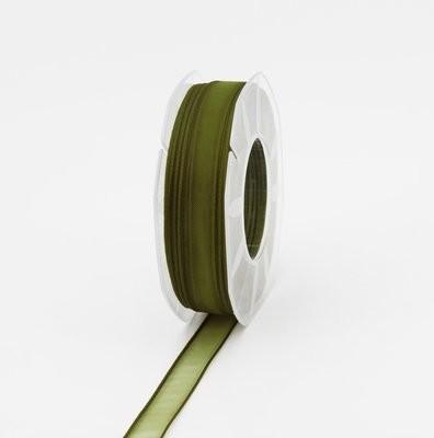 Furlanis nastro organza verde colore 39 mm.15 Mt. 50