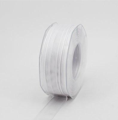 Furlanis nastro organza bianco colore 13 mm.25 Mt.50