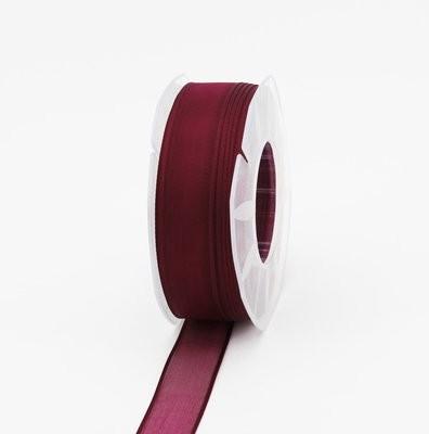 Furlanis nastro organza bordo colore 38 mm.25 Mt.50