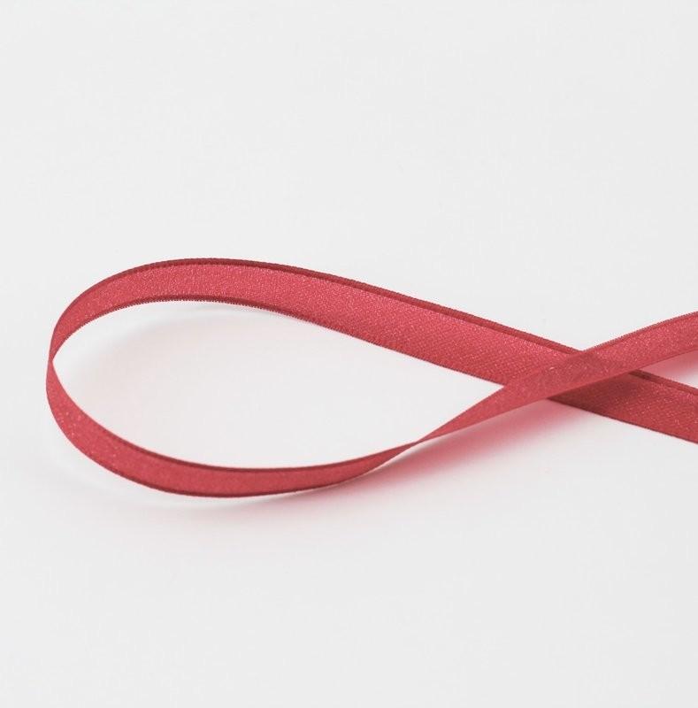 Furlanis nastro velo luminoso rosso colore 31 mm.10 Mt. 20