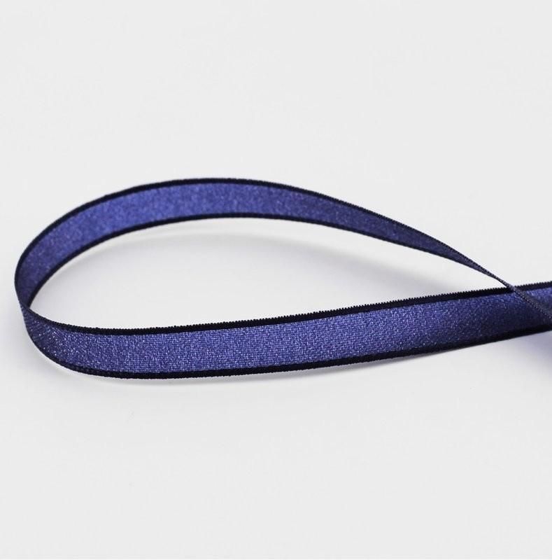 Furlanis nastro velo luminoso blu colore 426 mm.10 Mt. 20