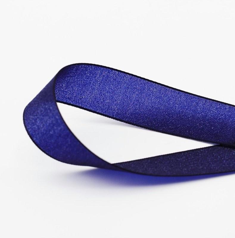 Furlanis nastro velo luminoso blu colore 426 mm. 25 Mt. 20