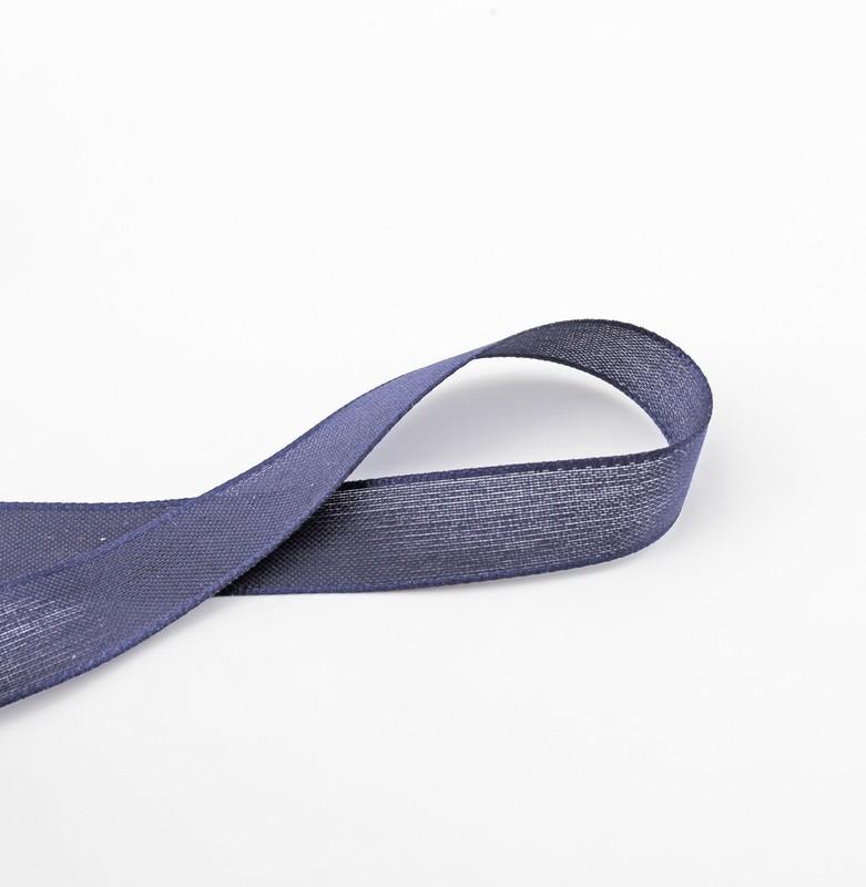 Furlanis nastro velo cotone resinato blu colore 426 mm.15 Mt. 25