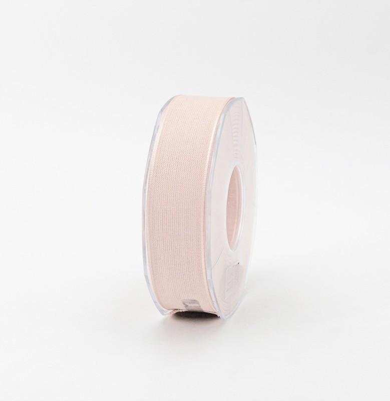 Furlanis nastro velo cotone resinato cipria colore 52 mm. 25 Mt. 25