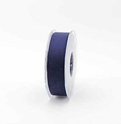 Furlanis nastro velo cotone resinato blu colore 426 mm. 25 Mt. 25
